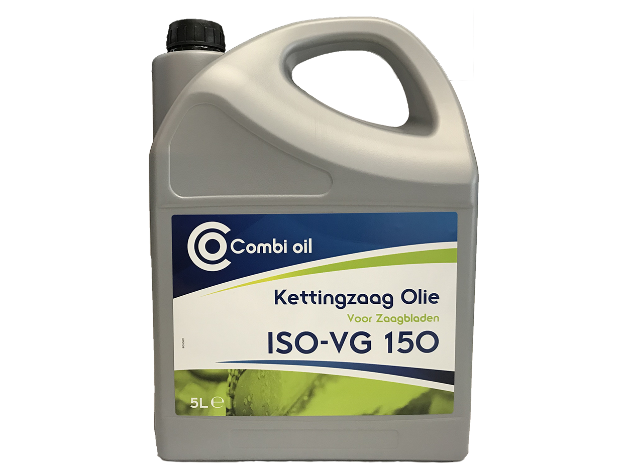 Afbeelding van combi olie oil kettingzaagolie 150 5 l, can