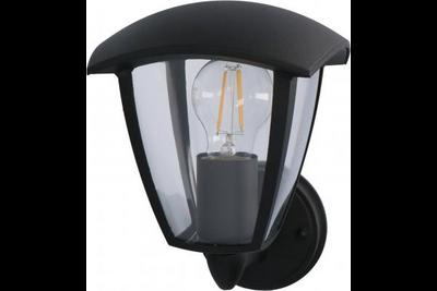 LED'S LIGHT Klassieke buitenlamp zwart