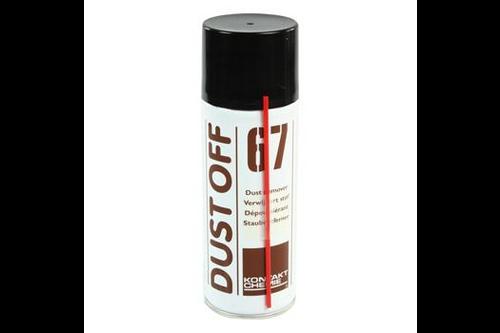Kontakt-chemie dust off 67 (hfo) 200 ml, spuitbus