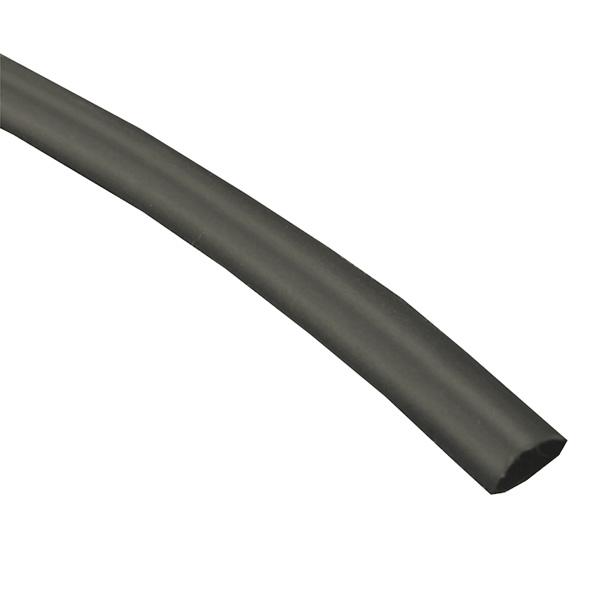Afbeelding van Carpoint krimpkous lengte 1,22mtr zwart 1 4inch 6,4 3,2mm 10st.