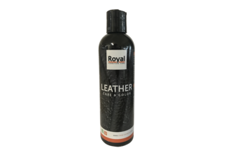 Oranje Furniture Care Leather Care & Color 250ML, DONKERBRUIN