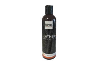 Oranje Furniture Care Leather Care & Color 250ML, ROODBRUIN