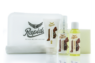 Rapide Saddle & Leather Care Kit