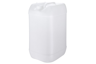 Lege Jerrycan HDPE UN-gekeurd stapelbaar 25 liter