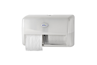 Lucart Identity toiletroldispenser Duo