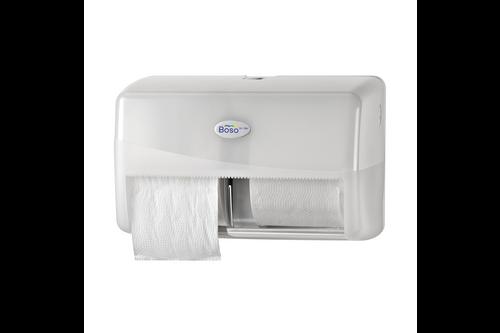 Lucart identity toiletroldispenser duo wit