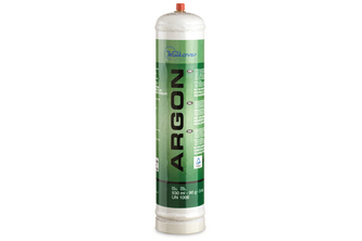 Argon patroon 60 liter