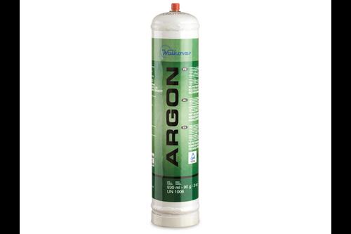 Argon patroon 110  liter m10 - 70 mm 70 mm
