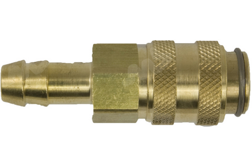 Snelkoppeling slangpilaar - 8 mm 8 mm