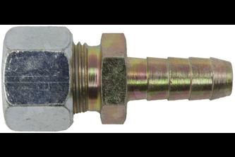 Slangpilaar/Knelkoppeling 12 mm, 8 mm
