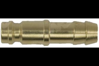 Insteektule met slangpilaar voor snelkoppeling 8 mm