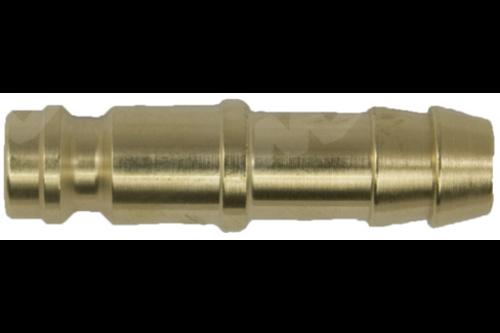 Insteektule met slangpilaar voor snelkoppeling - 5 mm 8 mm