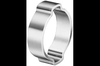 1- oorklem- klembereik 6.8- 8.0 mm - 6.8 - 8.0 mm, 1-oor