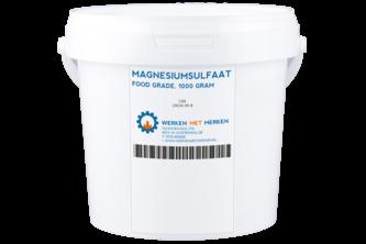 Magnesiumsulfaat Poeder 1 KG