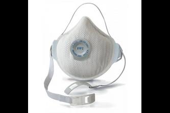 Moldex 3305 Herbruikbaar stofmasker Air Plus FFP2 R D met Ventex Klima-ventiel 1 Stuk