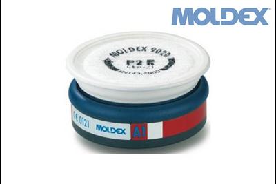 Moldex 9120 Voorgemonteerd filter A1 P2 R voor series 7000 en 9000 EasyLock