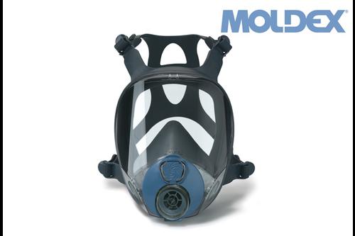 Moldex volgelaatsmasker serie 9000 en 148-1 s