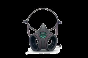 Moldex Halfgelaatsmasker Serie 8000