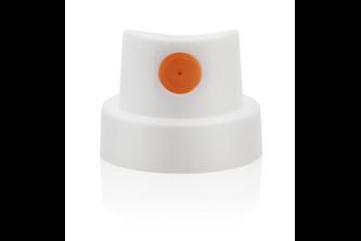 Montana Cap Fatcap White/Orange Nr. 16