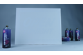 Montana uv-effect transparant semi gloss 400 ml, transparant, spuitbus
