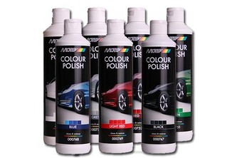 Motip Colour Polish 500 ML, Blauw