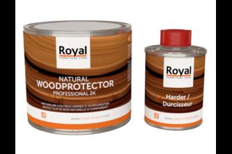Royal Furniture Care Oranje Furniture Care Natural wood protector 2K