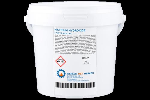 Natrium hydroxide / caustic soda / ontstopper 1 kg