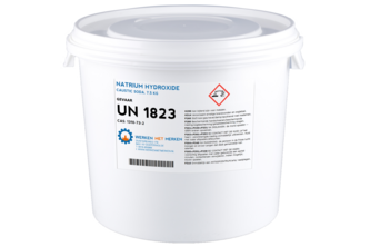 NATRIUM HYDROXIDE / CAUSTIC SODA / ONTSTOPPER 7,5 KG