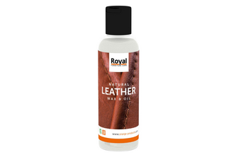 Oranje Furniture Care Natural Leather Wax & Oil 150 ML