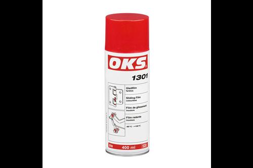 Oks 1301 kleurloze glijfilm spray 400 ml, spuitbus