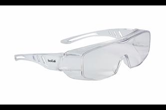 Bolle Safety Bollé Safety Veiligheidsoverzetbril Overlight Clear PC frame & lens
