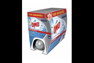 Omo Pro Formula Wasmiddel Active Clean 100 wasbeurten