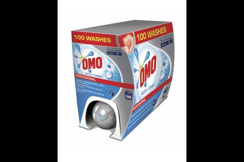 Omo pro formula wasmiddel active clean 100 wasbeurten 7,5 l