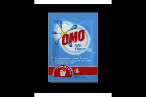 Omo pro formula waspoeder wit 1 wasbeurt 100 gr