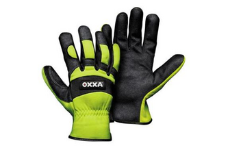 Oxxa X-Mech-615 Hi-Viz Yellow Thermo