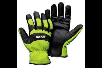 Oxxa X-Mech-610 Hi-Viz Yellow
