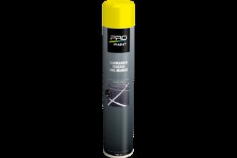 PRO-Paint Lijnmarker 750 ML, Geel