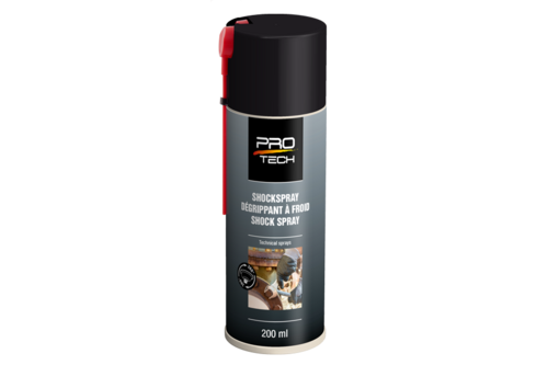 Pro-tech shockspray 200ml