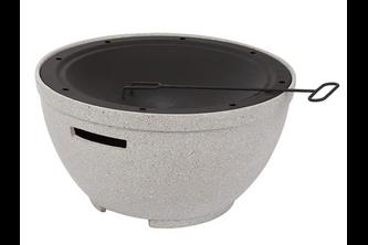 Perel Vuurschaal MGO diameter 47 cm