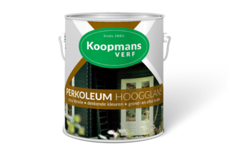 Koopmans Perkoleum Hoogglans dekkend – Uitverkoopartikel