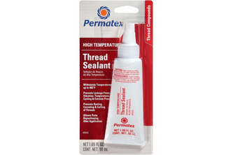 Permatex High Temperature Thread Sealant 50 ML, Wit