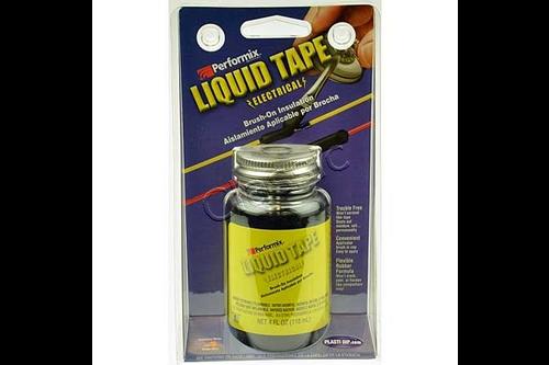 Plastidip liquid electrical tape 118 ml, zwart