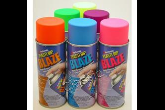 PlastiDip Spray Blaze