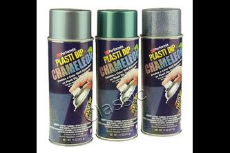 PlastiDip Spray Cameleon 325 ML,   Cameleon Groen/Blauw