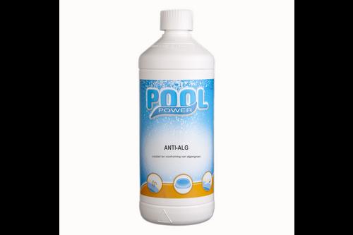 Pool power anti-alg 5 ltr 1 l