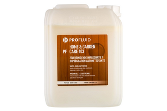 ProFluid PF Care 103 Waterafstotende steen impregnatie