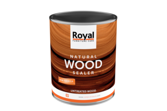 Oranje Furniture Care Natural Wood Sealer 1 L