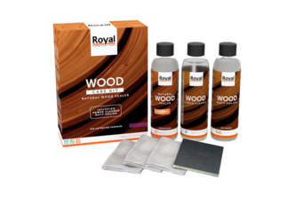 Royal Furniture Care Oranje Furniture Care Wood Care Kit Natural Wood Sealer