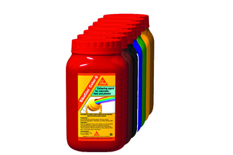 SikaCim Color S 400 GR, Geel, POT