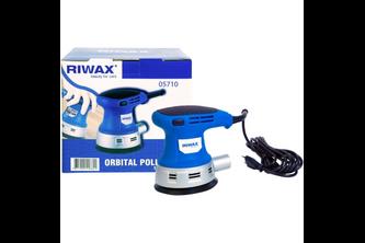 Riwax Excentrische schuur en waxmachine 150 mm